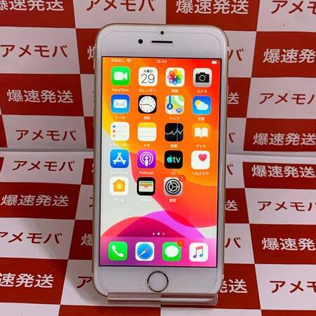 iPhone6s 64GB Softbank版SIMフリー バッテリー88% ゴールド-正面