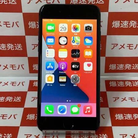 iPhone8 64GB Softbank スペースグレイ 展示品 バッテリー87%-正面