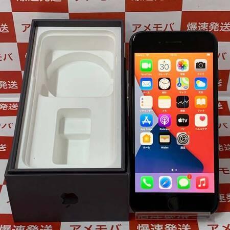 iPhone8 256GB AU版SIMフリー スペースグレイ バッテリー85%-正面