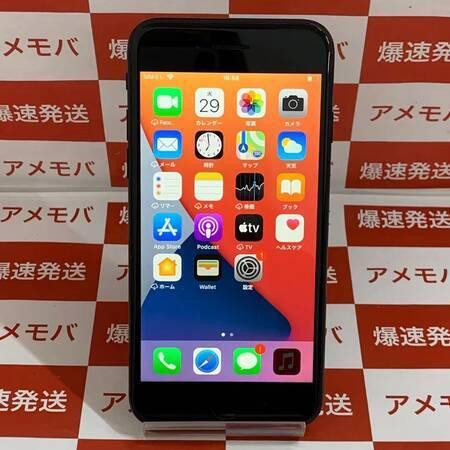 iPhone7 32GB docomo版SIMフリー バッテリー100% ブラック-正面
