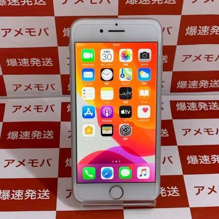 iPhone7 32GB AU版SIMフリー バッテリー 100% シルバー 極美品-正面
