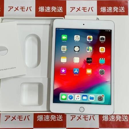 iPad mini 4 64GB docomo版SIMフリー バッテリー95% シルバー-正面
