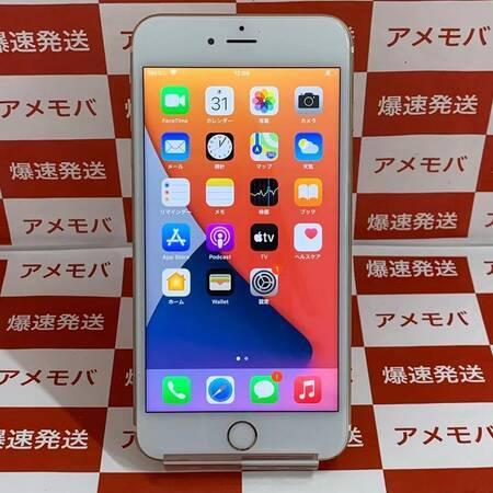 iPhone6s Plus 64GB Softbank版SIMフリー バッテリー100%-正面