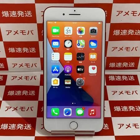 iPhone7 Plus 128GB Softbank版SIMフリー レッド 美品-正面