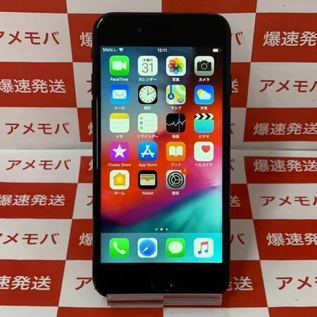 iPhone7 32GB AU版SIMフリー ブラック-正面