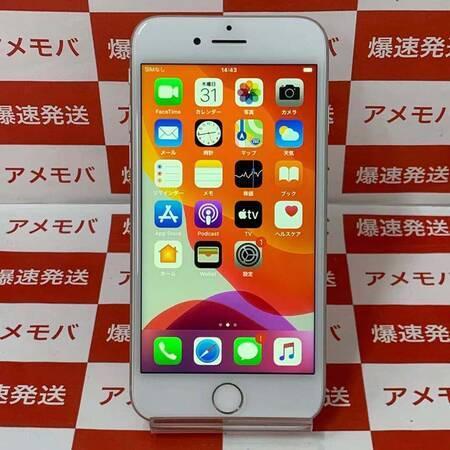 iPhone8 64GB AU版SIMフリー シルバー バッテリー94%-正面