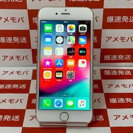 iPhone6 64GB Softbank○ ゴールド バッテリー90%-正面