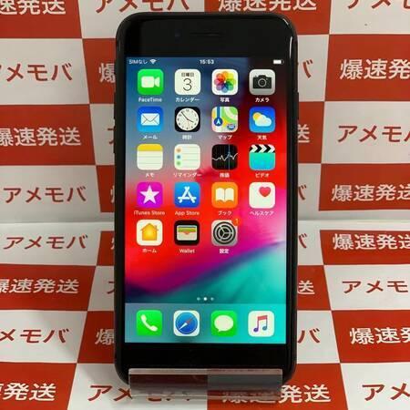 iPhone8 64GB Softbank版SIMフリー スペースグレイ バッテリー88%-正面