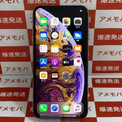 大特価iPhone XS Max 256GB docomo版SIMフリー バッテリー91%
