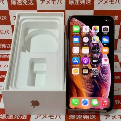 iPhone XS 64GB docomo版SIMフリー ゴールド