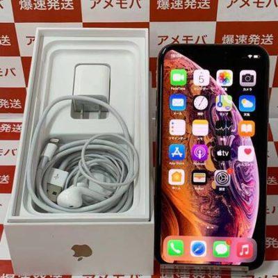 iPhone XS 256GB docomo版SIMフリー ゴールド
