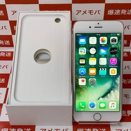 iPhone6 64GB Softbank○ バッテリー85% ゴールド-正面
