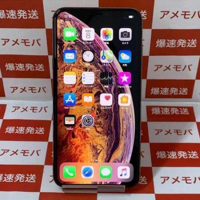 iPhone XS Max 64GB Softbank版SIMフリー 展示モデル ゴールド
