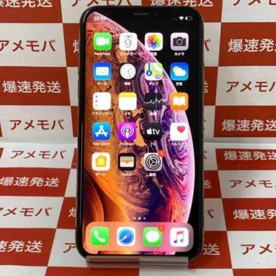 iPhone XS 256GB Softbank版SIMフリー ゴールド バッテリー86%