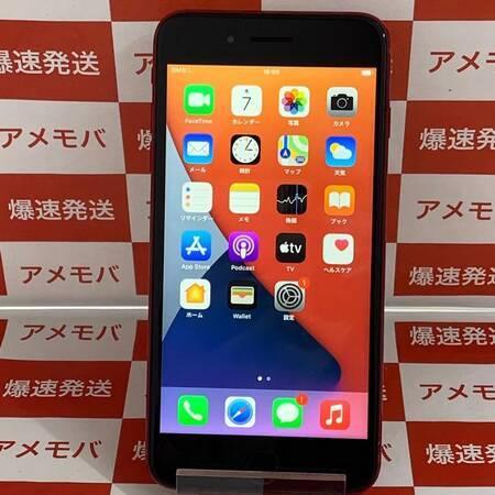 iPhone8 Plus 64GB Softbank版SIMフリー レッド-正面