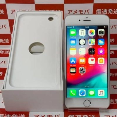 iPhone6 128GB docomo○ バッテリー93% シルバー