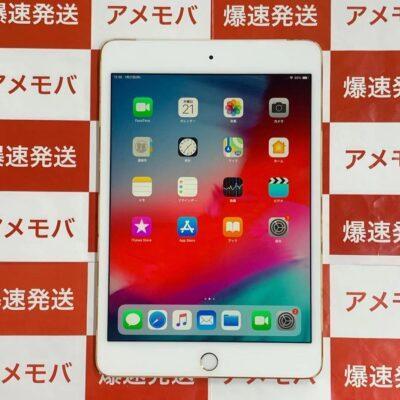 iPad mini4 16GB docomo版SIMフリー MK712J/A A1550