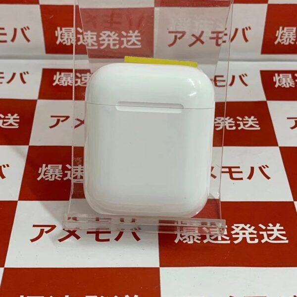 Apple AirPods 第2世代 MV7N2J/A 正面