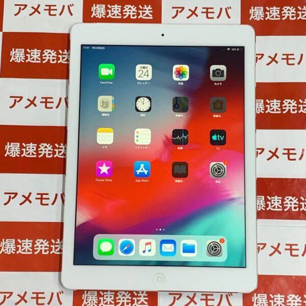 iPad Air 16GB au MD794JA/A A1475正面