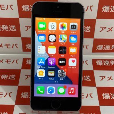iPhone SE 32GB UQ版SIMフリー MP822J/A A1723