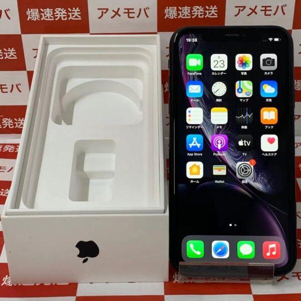 訳あり大特価 iPhoneXR 256GB Softbank版SIMフリー MT0V2J/A A2106 正面