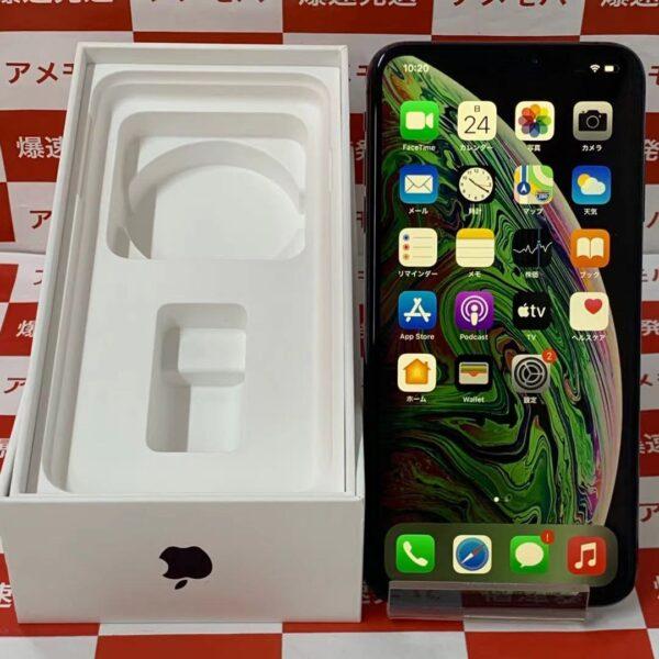 iPhone XS Max 256GB Softbank NT6U2J/A A2102 正面