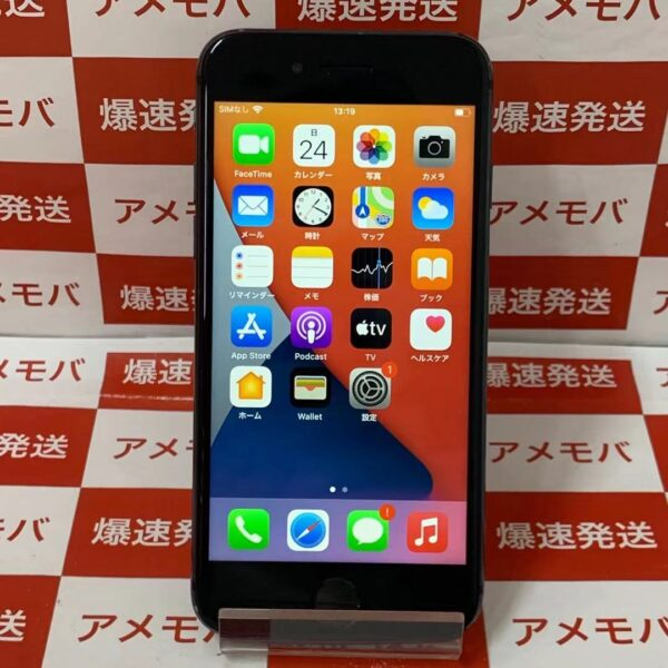 iPhone8 256GB AU版SIMフリー MQ842J/A A1906 正面