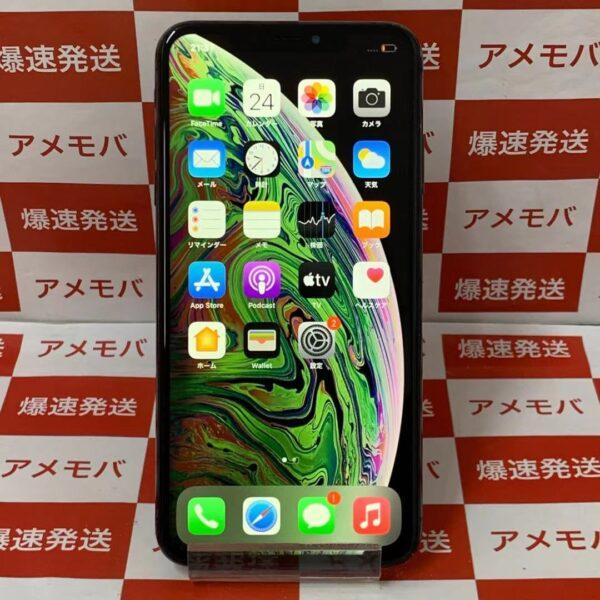 iPhone XS Max 64GB AU版SIMフリー NT6Q2J/A A2102 正面