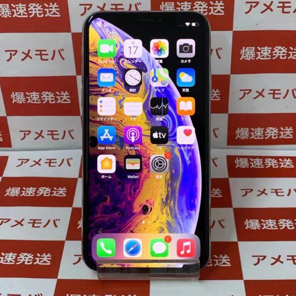 iPhone XS 256GB AU版SIMフリー MTE12J/A A2098 正面
