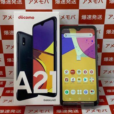 Galaxy A21 SC-42A 64GB docomo版SIMフリー