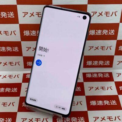 Galaxy S10 SIMフリー 128GB SM-G973U 海外版