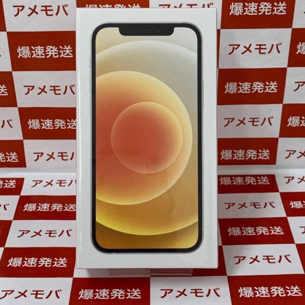 iPhone12 Apple版SIMフリー 64GB MGHP3J/A A2402-正面