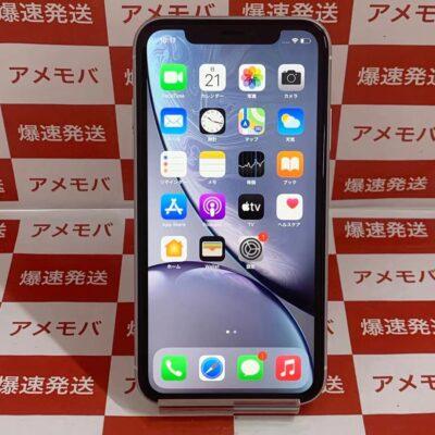 iPhoneXR au版SIMフリー 256GB MT0W2J/A A2106