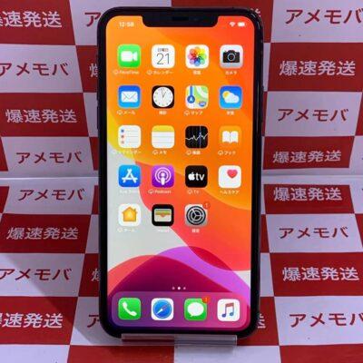iPhone11 Pro Max SoftBank版SIMフリー 64GB MWHD2J/A A2218