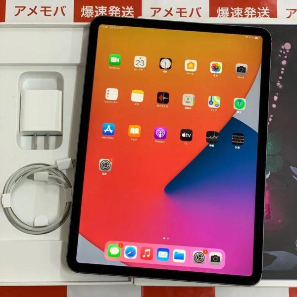 iPad Pro 11インチ 第1世代 docomo版SIMフリー 64GB MU0M2J/A A1934-正面