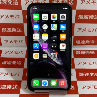 iPhoneXR SoftBank版SIMフリー 128GB MT0G2J/A A2106