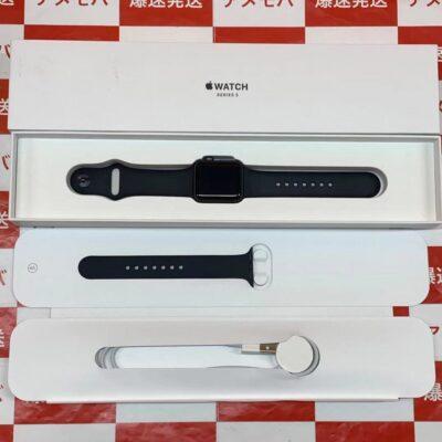 Apple Watch Series 3 GPSモデル  38mm MTF02J/A