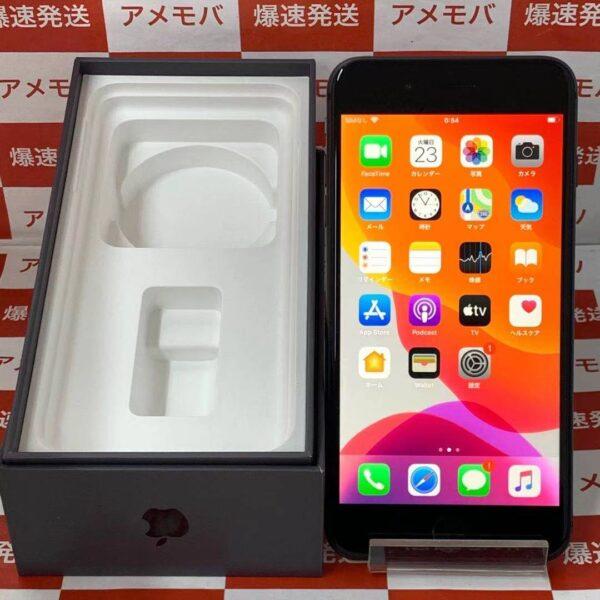 iPhone8 Plus docomo版SIMフリー 64GB MQ9K2J/A A1898-正面