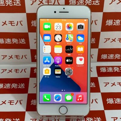 iPhone8 au版SIMフリー 64GB NQ7A2J/A A1906