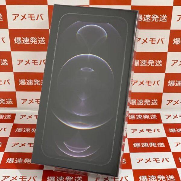 iPhone12 Pro Max Apple版SIMフリー 128GB MGCU3J/A A2410-正面