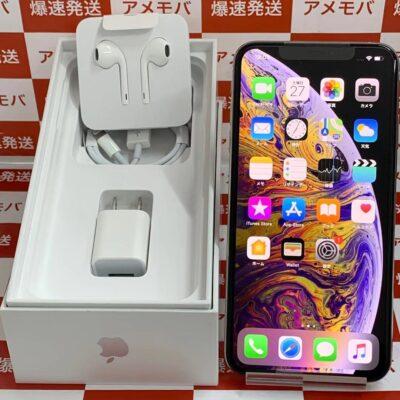 iPhoneXS Max SoftBank版SIMフリー 64GB MT6R2J/A A2102