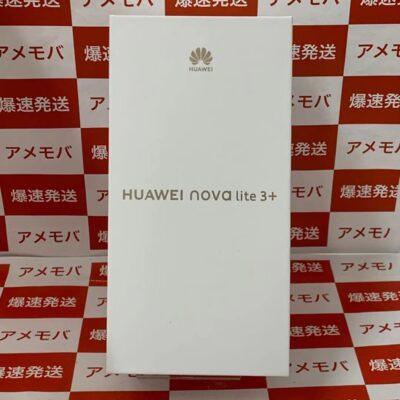 HUAWEI nova lite 3+ 128GB SIMフリー POT-LX2J