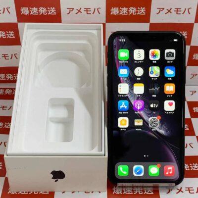 iPhoneXR 64GB AU版SIMフリー MT002J/A A2106