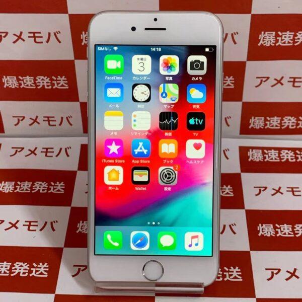 iPhone6 16GB docomo MG482J/A A1586 正面
