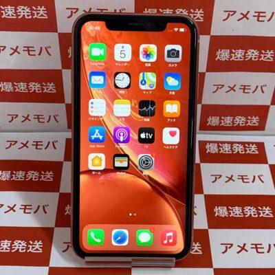 iPhoneXR 128GB docomo版SIMフリー MT0T2J/A A2106
