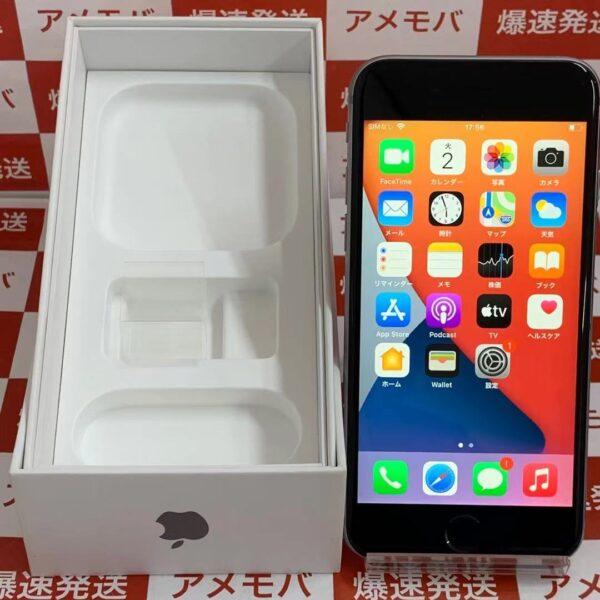 iPhone6s 64GB docomo版SIMフリー MKQN2J/A A1688-正面
