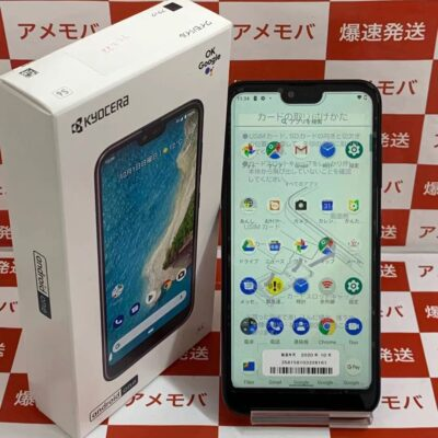 Android One S6 S6-KC 32GB Ymobile版SIMフリー 新品未使用品