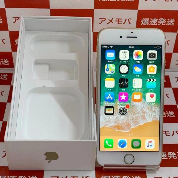 iPhone6s 64GB AU版SIMフリー MKQQ2J/A A1688-正面