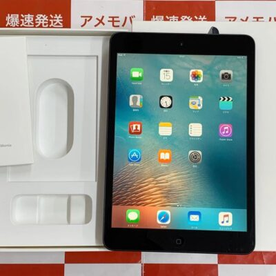 iPad mini(第1世代) Wi-Fiモデル 64GB MD530J/A A1432