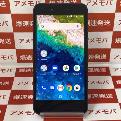 Android One S3 Y!mobile 32GB S3-SH SIMロック解除済み